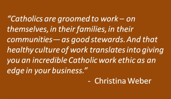 Christina Weber - Work Ethic