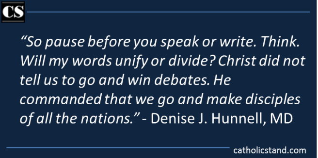 Denise J. Hunnell, MD - One Holy1