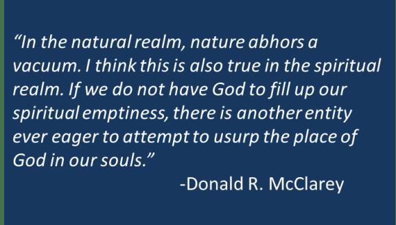 Donald R. McClarey - Devil