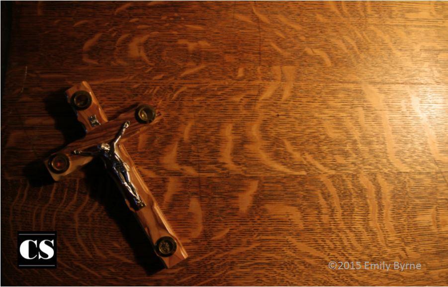 Emily -crucifix