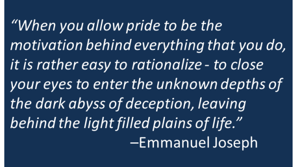 Emmanuel Joseph - God Spoke to Me