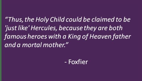 Foxfier - Christmas