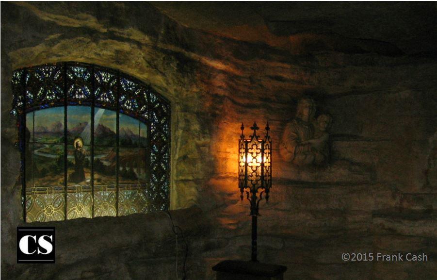 Frank - cave