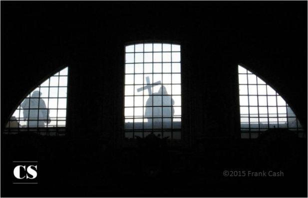 Frank - window