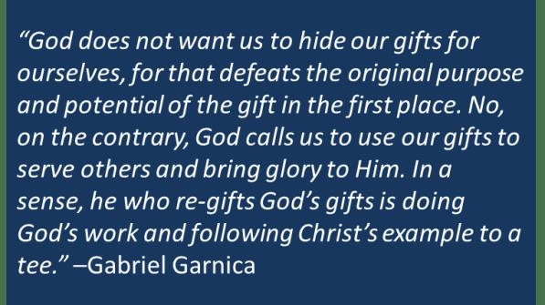 Gabriel Garnica - Re-Gift