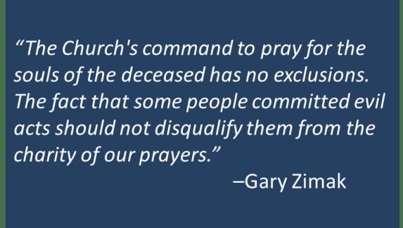 Gary Zimak - Prayer for Murderers