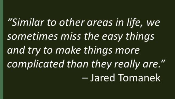 Jared Tomanek - Navy Seal