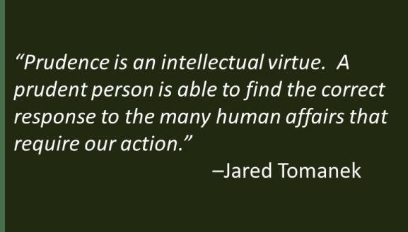 Jared Tomanek - Prudence