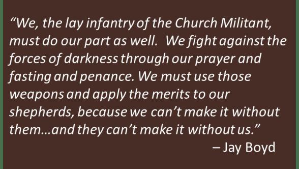 Jay Boyd - Church Militant