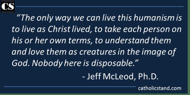 Jeff McLeod - Francis Culture
