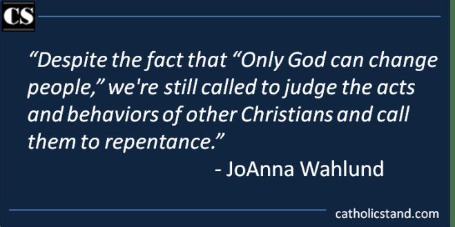 JoAnna Wahlund - Rebuttal Part 1