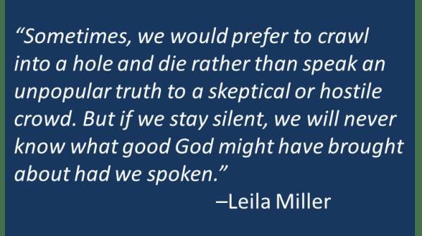 Leila Miller - True Story