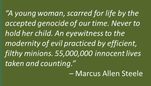 Marcus Allen Steel - Genocide