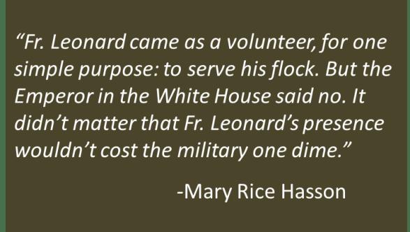 Mary Rice Hasson - Obama Shut Down Mass