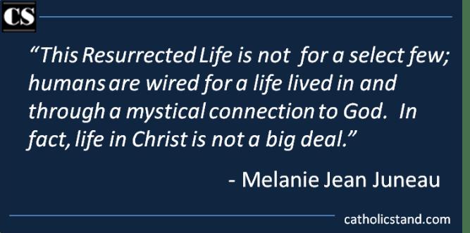 Melanie Jean Juneau - Saints