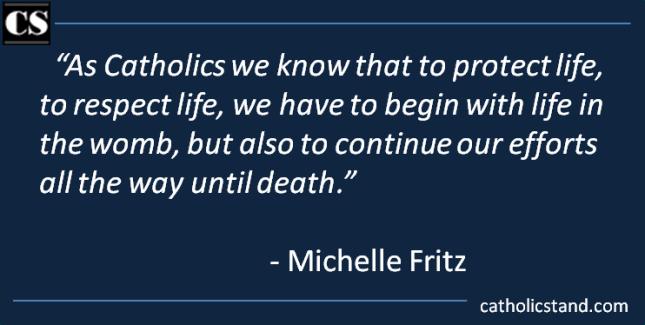 Michelle Fritz - Death