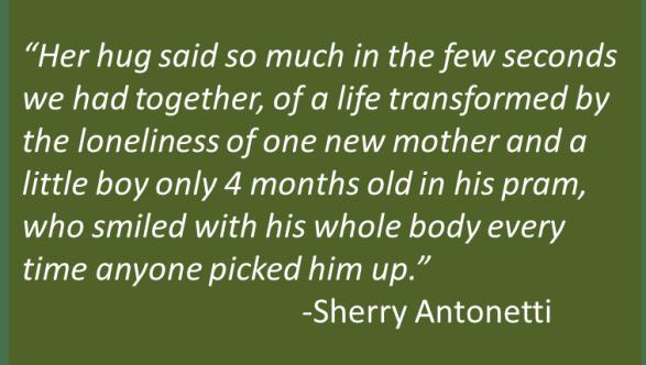 Sherry Antonetti - HS Stories 1