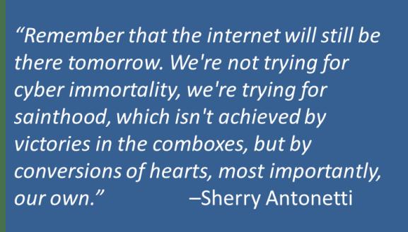 Sherry Antonetti - Internet