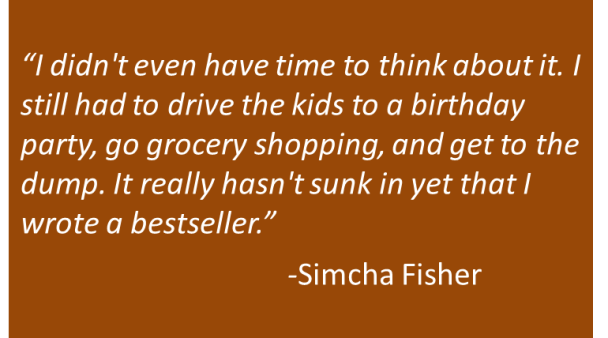Simcha Fisher - NFP