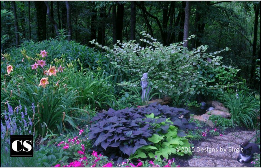 saint isidore, garden, nature, renewal, joy, peace