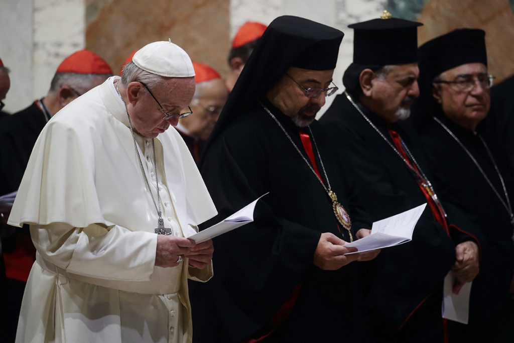 Pope Bishops Look At What They Have Done Failed To Do To