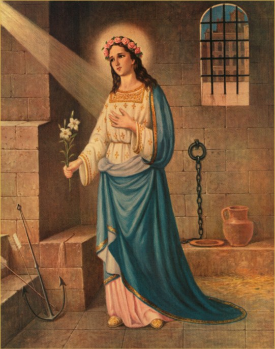 Image result for st. philomena