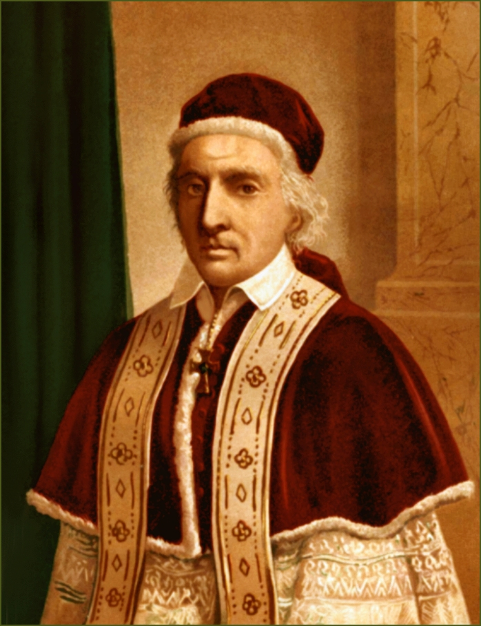 Image result for pope clement xii