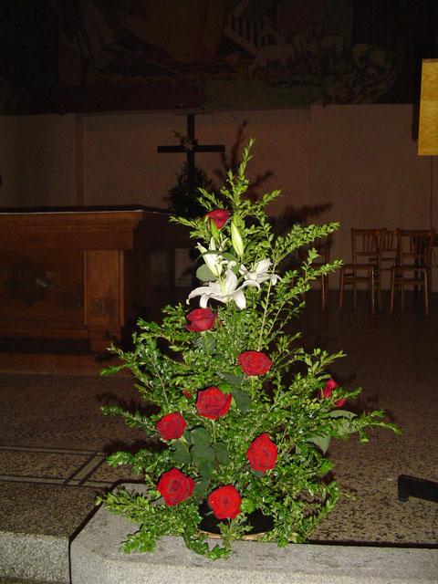 Compositions Florales Rameaux 2006 Site Du Secteur Val
