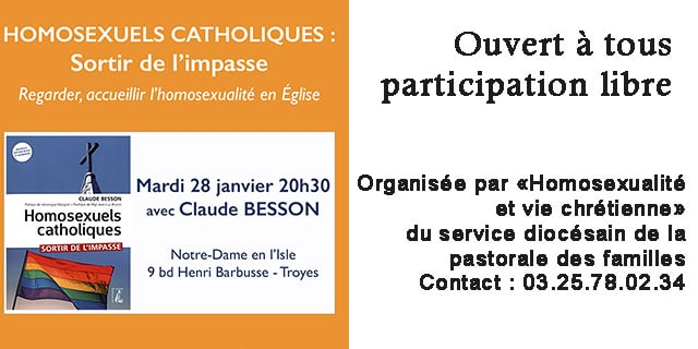 conférence Claude Besson