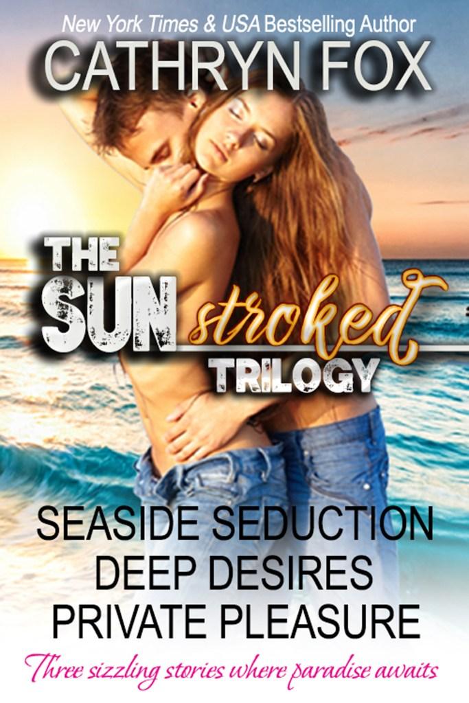 Book Cover: Sun Stroked