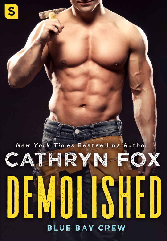 Book Cover: Demolished