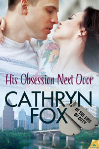 Book Cover: His Obsession Next Door