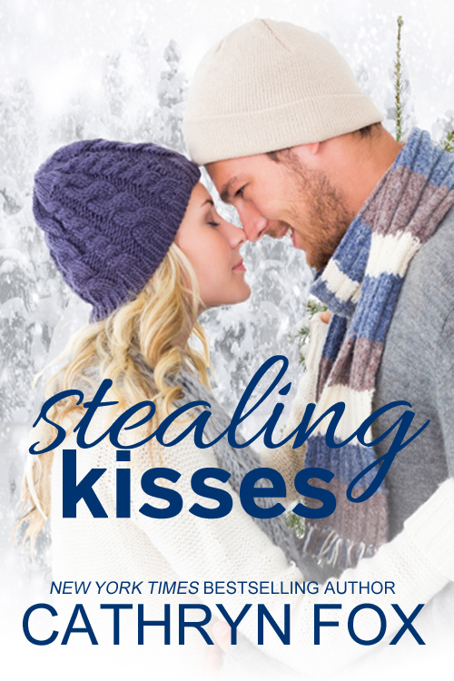 Book Cover: Stealing Kisses - TBA