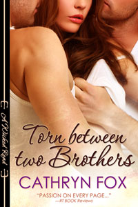 Book Cover: Torn Between Two Brothers