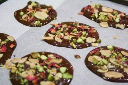 Sea Salt Chocolate Snaps