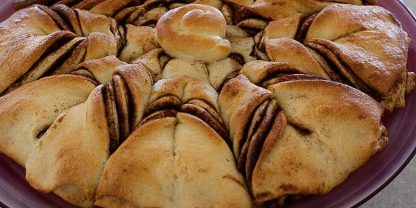 Cinnamon Sweet Bread – Daring Bakers Challenge