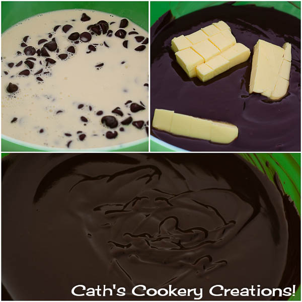 Chocolate Macarons from Cath's Cookery Creations! | www.cathscookerycreations.com