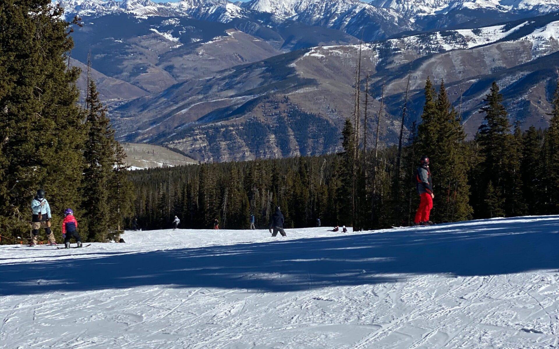 Beginner Ski Hill - Beaver Creek