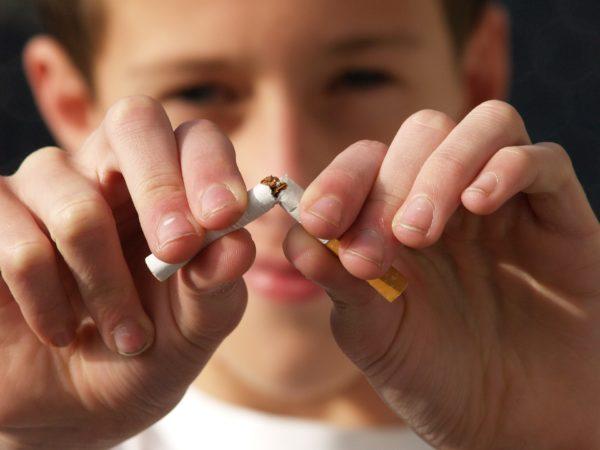 Arrêt de la cigarette
