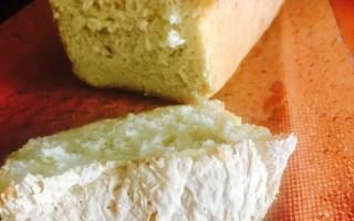 pain sans gluten au maïs
