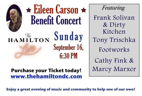 Eileen Carson Benefit Show