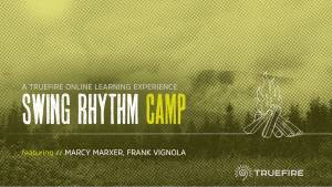FREE Swing Rhythm Camp w/Marcy Marxer and Frank Vignola @ Online via FB Live