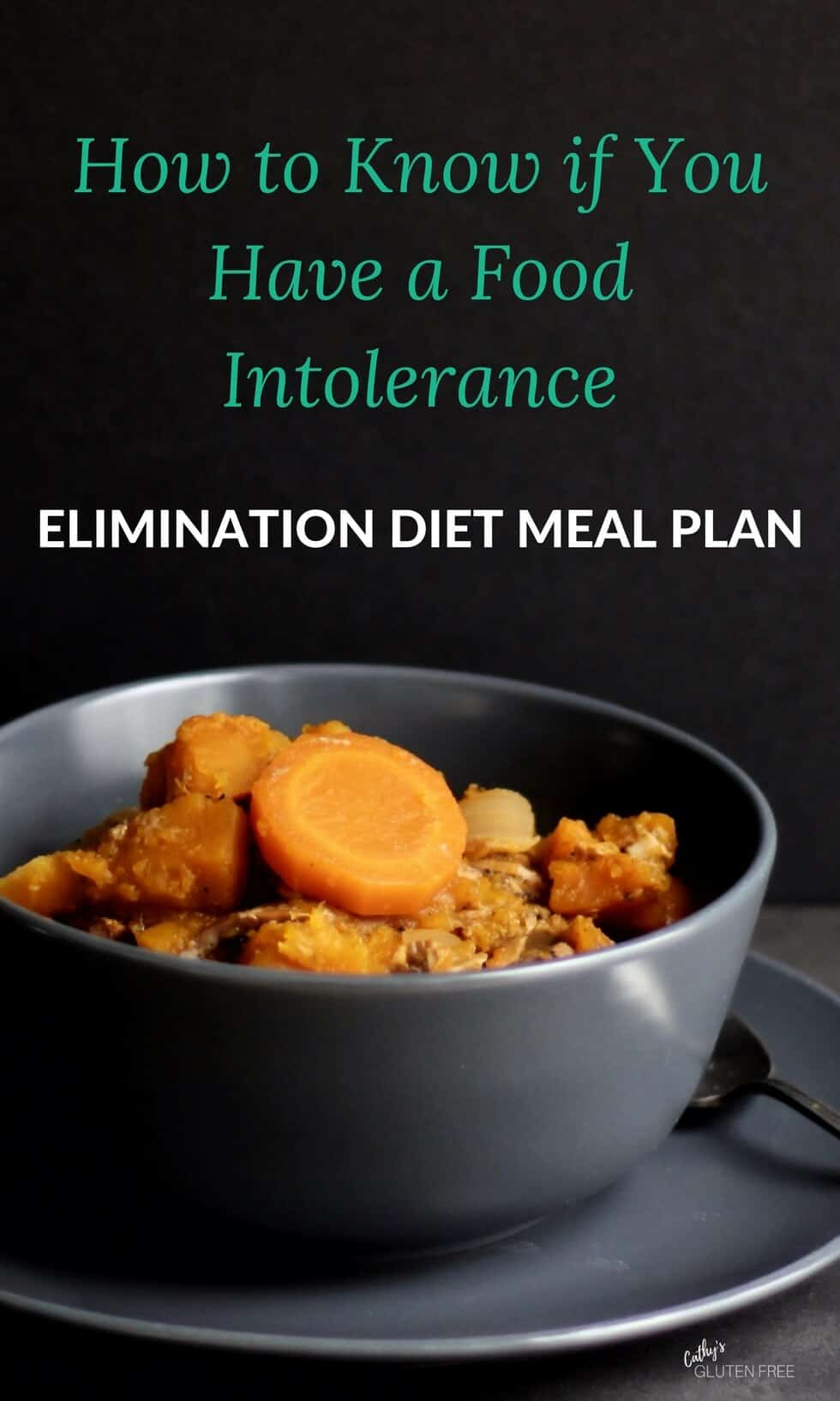 Free Food Intolerance Elimination Diet