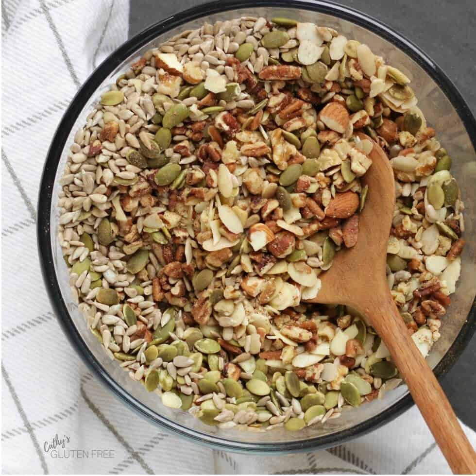 Paleo Muesli from the Elimination Diet Meal Plan