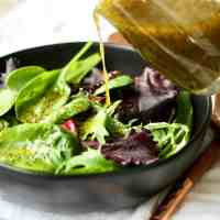 Make Your Own Wonderful Healthy Poppy Seed Salad Dressing