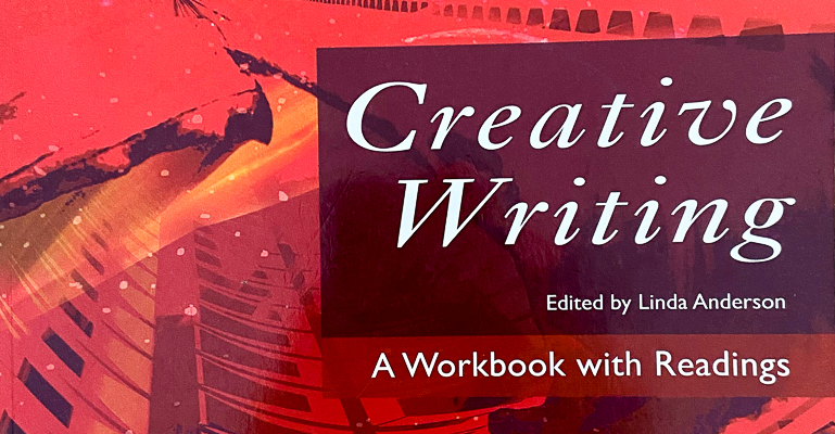 OU A215 creative writing workbook