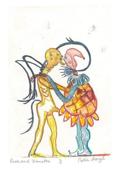 Eros and Xanatos
