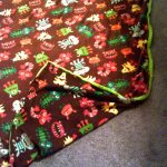 "45"" x 60"" ""Monster"" Polar Fleece Blanket for Kids $45"