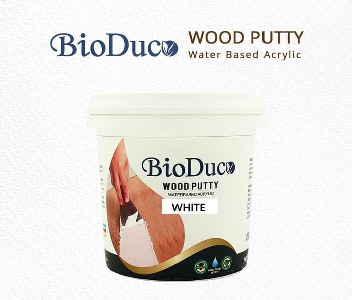 dempul wood putty