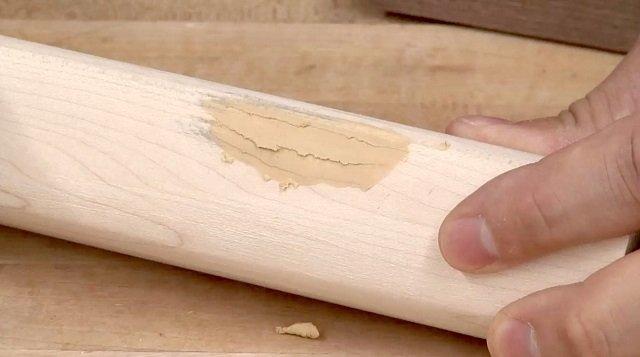 Penggunaan Wood Filler Yang Tepat